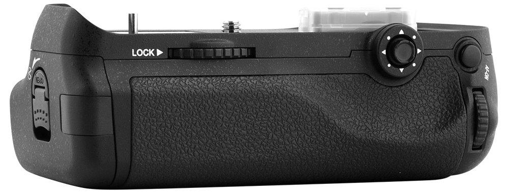 Pixel MB-D12 Battery Grip For NIKON DSLR Digital Camera D800 D800E D810(MB-D12)