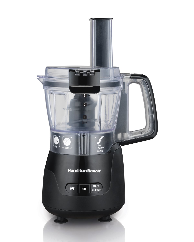 Hamilton Beach (70510) Food Processor & Mini Chopper, 4 Cup, Electric, Black by Hamilton Beach (Image #6)