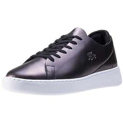 b065b0c47429 Lacoste Eyyla 317 Womens Trainers  Amazon.co.uk  Shoes   Bags