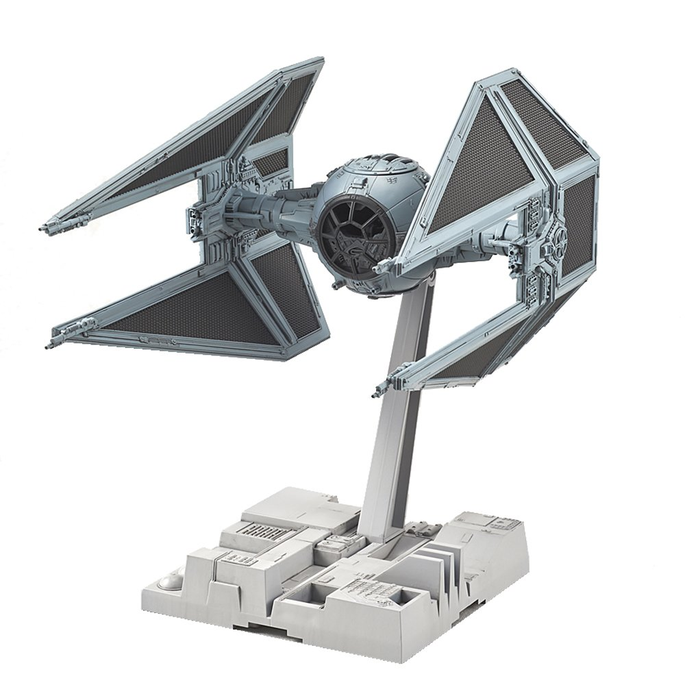 Bandai Hobby Star Wars 1/72 Tie Interceptor Building Kit