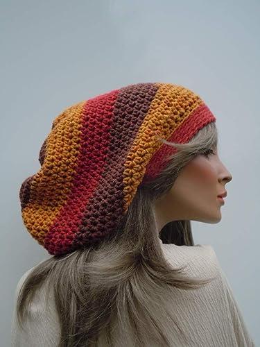 Amazon Dreadlock Tam Rasta Tam Cap Hippie Hat Bag Hat