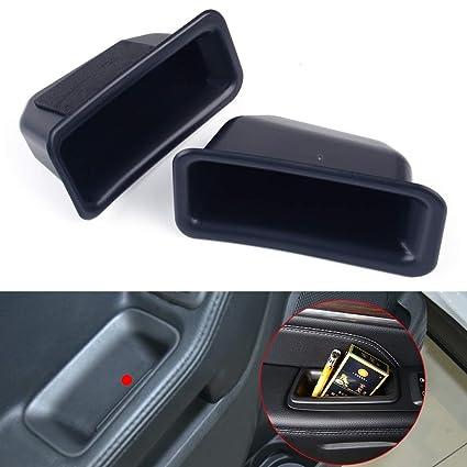 Interior Armrest Storage Box Organizer Holder 1pcs for Ford Explorer 2016-2018