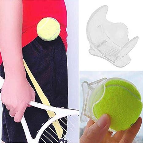 Wood.L Clip para La Cintura con Soporte para Pelotas De Tenis De ...