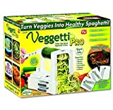 Best Spiralizers - Veggetti Pro Table-Top Spiralizer Slicer Cut Vegetables Spiral Review