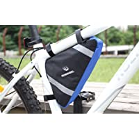 Bicycle BicycleStore Waterproof Bike PVC Front Tube Triangle Frame Bag (Blue)
