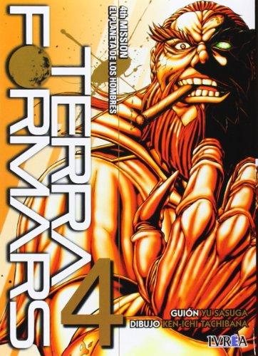 Descargar Libro Terra Formars 4 Yu Sasuga
