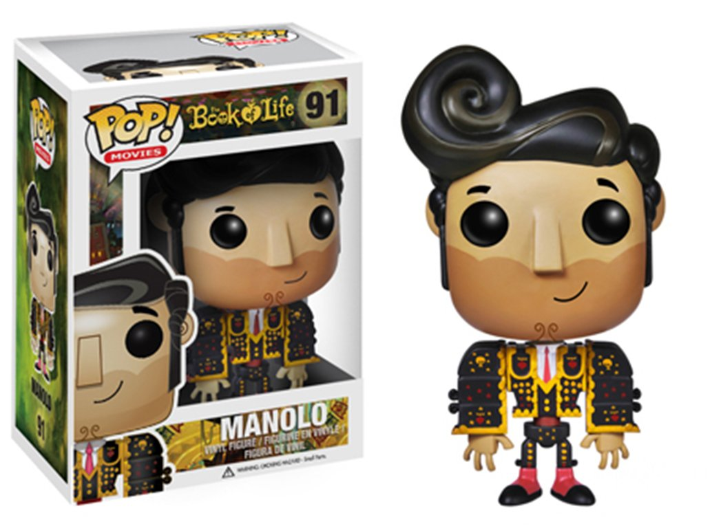 Funko - POP Movies - Book of Life - Manolo 3934 Misc. Product