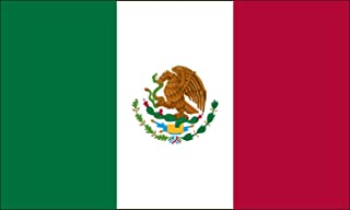 product image for Valley Forge Flag 2-Foot by 3-Foot Nylon Mexico Flag