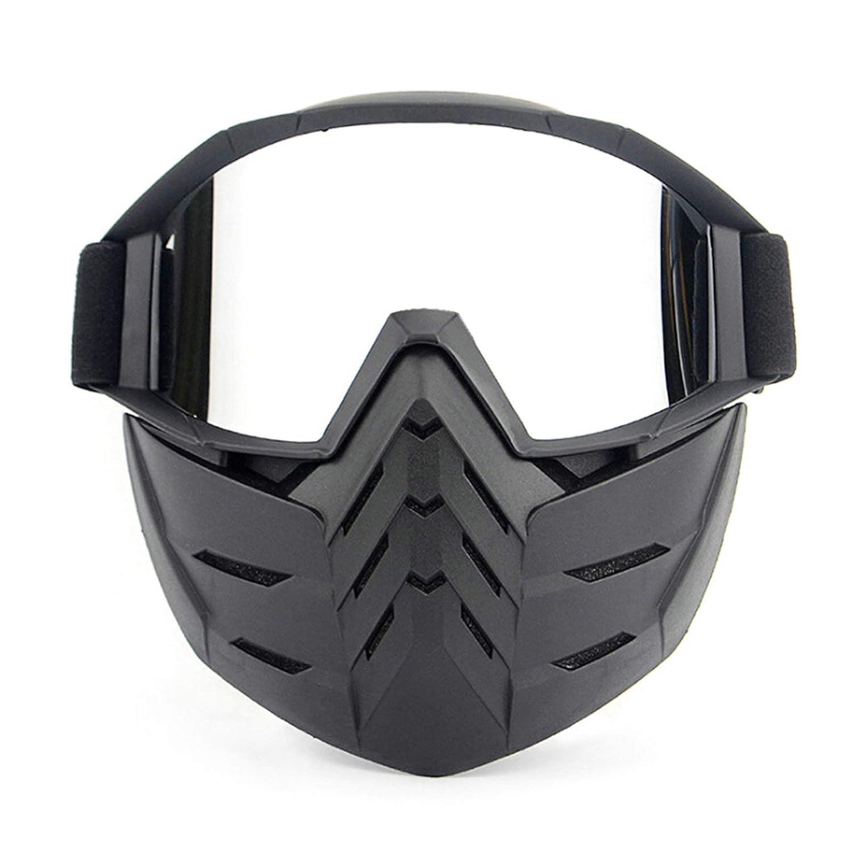 Blisfille Gafas para Soldador Gafas Moto Sol,Negro Gris: Amazon.es: Deportes y aire libre