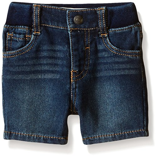 Levi's Baby Boys Knit Denim Shorts