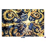1art1 51196 Doctor Who - Explodierende Tardis Poster 91 x 61 cm