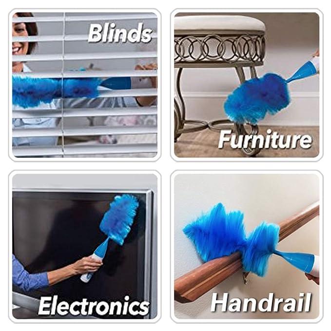 Wertaz - Espinillera eléctrica, color azul: Amazon.es: Bricolaje y herramientas