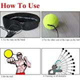 Nokere Boxing Ball Equipment with Head Band for