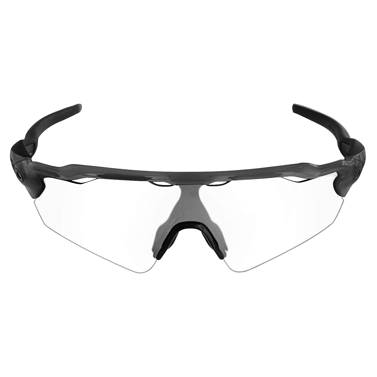 0b95078e408 Amazon.com  Mryok UV400 Replacement Lenses for Oakley Radar EV Path - HD  Clear  Clothing
