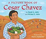 img - for A Picture Book of Cesar Chavez (Picture Book Biographies) book / textbook / text book