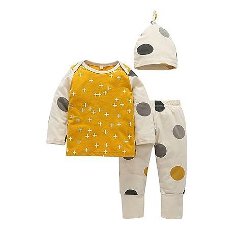 amazemarket bebé niño Niña ropa conjunto larga mango Tops ...