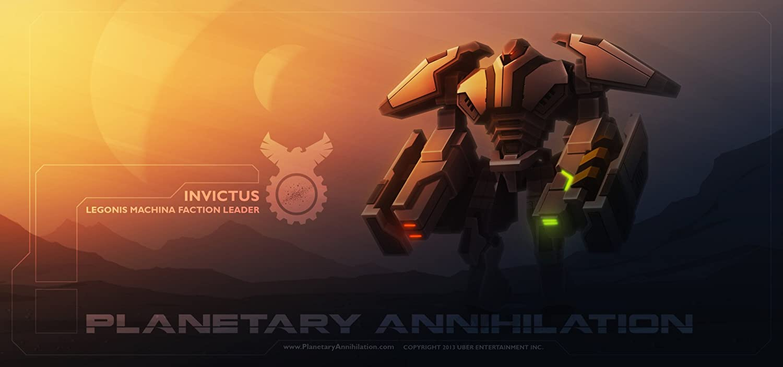 Amazon com: Planetary Annihilation - Standard Edition - PC: Video Games