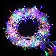 Amazon #LightningDeal 95% claimed: Blinngo LED Waterproof String Light, 30M 98ft 200LED Fairy Lights for for Indoor, Outdoor, Yard, Garden, Home, Path, Chrismas Day, Landscape, Wedding, Party, Holiday Decoration