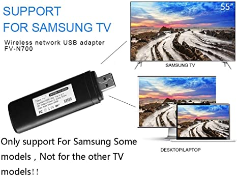 300Mbp Fenvi FV-N700 Dual Band USB Wireleass Network Card for Samsung Computer
