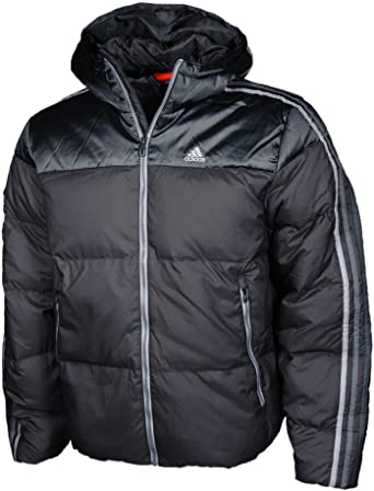adidas Herren Iconic Down Winterjacke Daunenjacke Winter