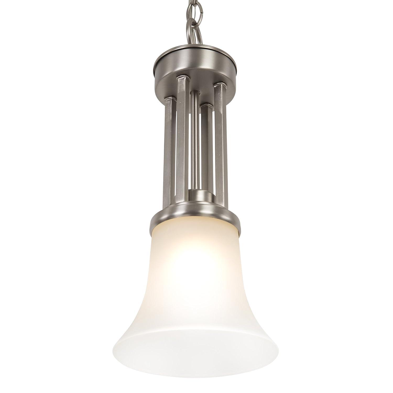 Satin Nickel Finish Yosemite Home Decor 4203-3SN   3 Lights Pendant
