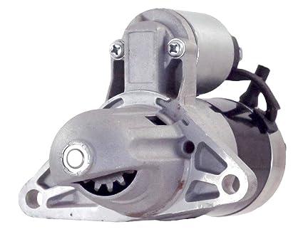 NEW STARTER MOTOR FITS 86-92 MAZDA RX-7 TURBO 1.3 M1T70881A M1T70881 SR296X