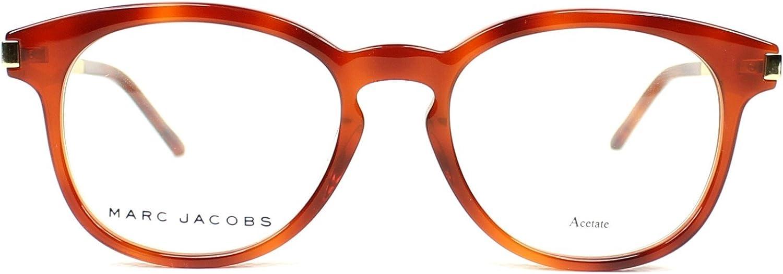 Marc Jacobs MARC 143 Eyeglasses 0CJQ Light Havana 50-18-145