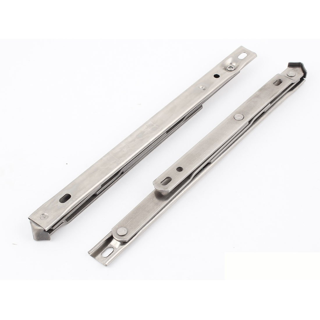 """16/"""" 304 Stainless Steel Casement Window Top Side Hung Friction Hinge Stay 2pcs"""