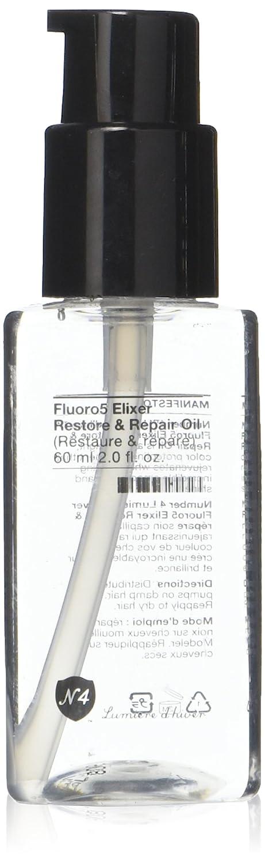 Number 4 Lumiere d'hiver Fluoro5 Elixer Restore & Repair Oil, 2.0 fl. oz.