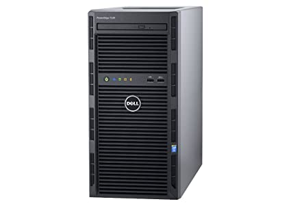 Amazon com: Dell PowerEdge T130 Server 1x G4500 3 5GHz 2C 8GB 1x 1TB