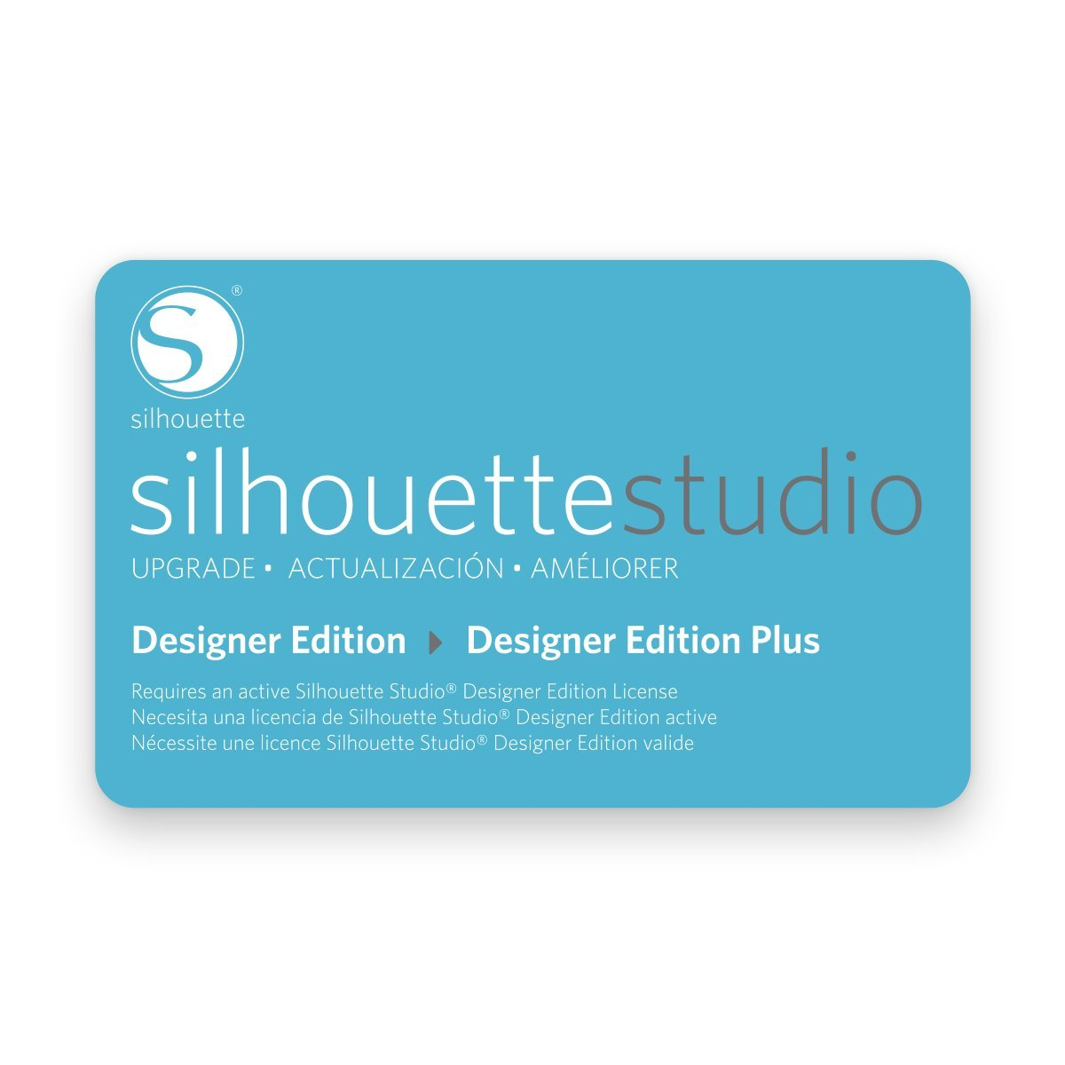 Silhouette Studio Designer Edition to Designer Edition PLUS