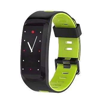 Amazon.com: Bluetooth Smart Watch Bracelet - Star_wuvi 0.96 ...