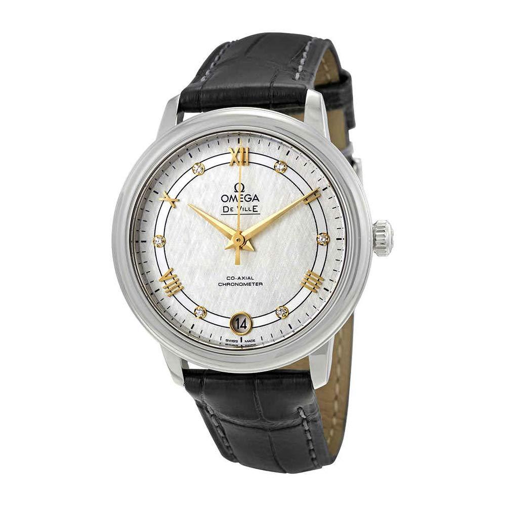 Omega de Ville Prestige reloj de pulsera automático 424.13.33.20.52.001: Amazon.es: Relojes