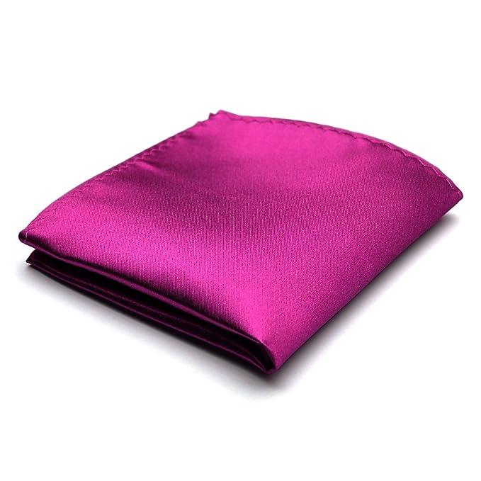 Mon/ótono Color Rosa Fucsia PenSee Hombre Kummer cintura