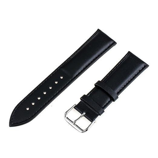 1 opinioni per Strap TRUMiRR 18 millimetri vera pelle cinturino per Huawei Watch, Asus ZenWatch
