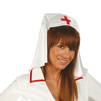 Cuffia da infermiera copricapo con croce rossa  Amazon.it  Giochi e  giocattoli 7d106210da25