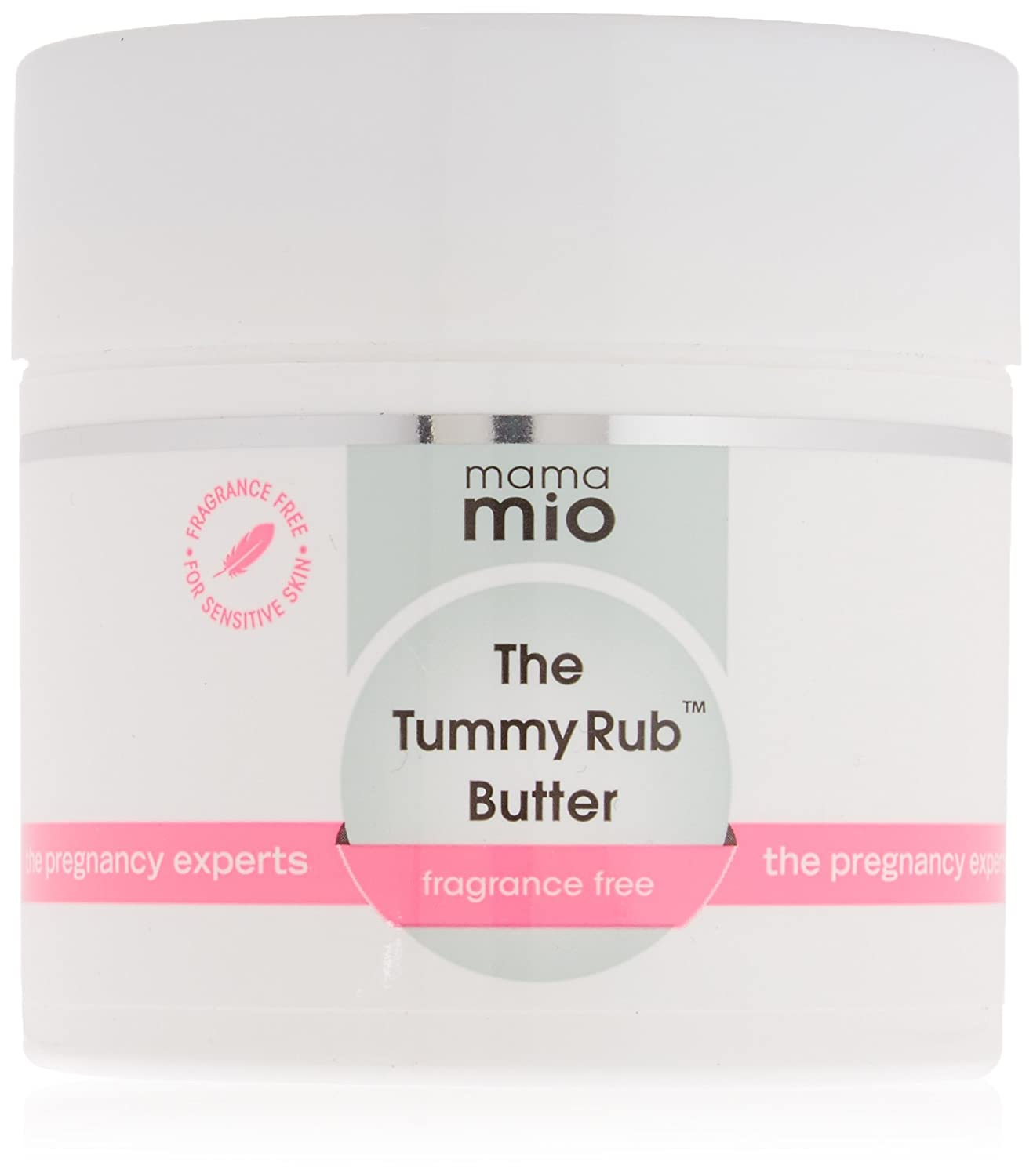 Mama Mio The Tummy Rub Butter - Fragrance Free