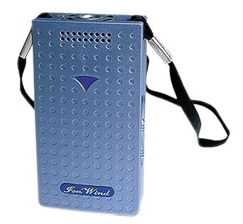 Funciona A Batería collar Ionizador Personal respirare Mini Purificador Ionizador portátil + USB: Amazon.es: Industria, empresas y ciencia