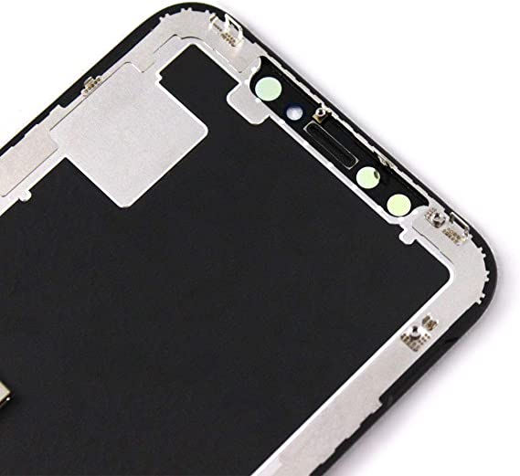Model A1865 A1901 A1902 Ace Tech Compatible with iPhone X LCD Screen Replacement 5.8 Inch Touch Screen Display digitizer Repair kit Assembly with Complete Repair Tools and Screen Protector