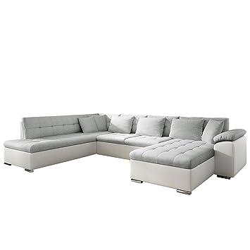 Mirjan24 Eckcouch Ecksofa Niko Bis Design Sofa Couch Mit