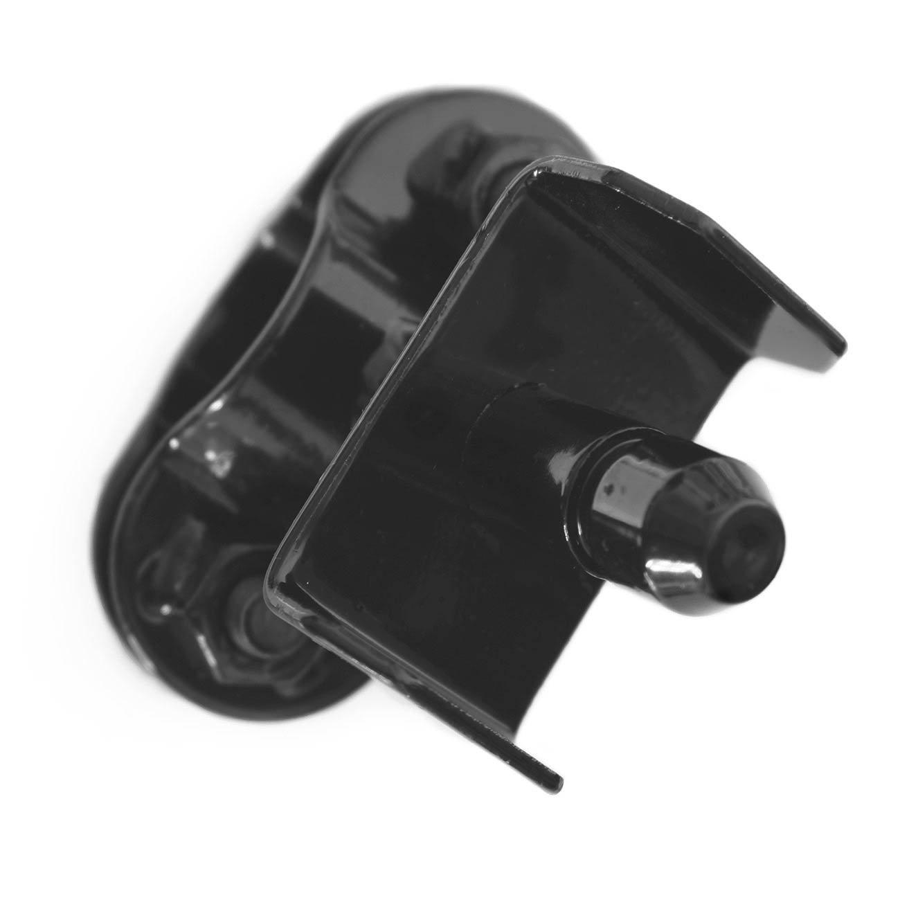 SAMAX Attache Embrayage Remorque de V/élo Chariot de Transport pour 60 Kg 70 L Haute Traction Poign/ée et B/âche en Noir
