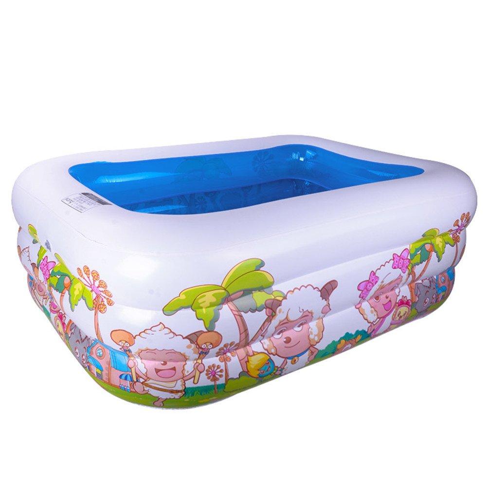 Baby Schwimmbad/Luft thermal-Schwimmbad/Infant jungen baby Pool/Freizeitbad/Super Size schwimmen Fässer-A