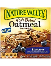 Nature Valley Blueberry Soft-Baked Oatmeal Squares, 7.44 Ounce by Lara Bar