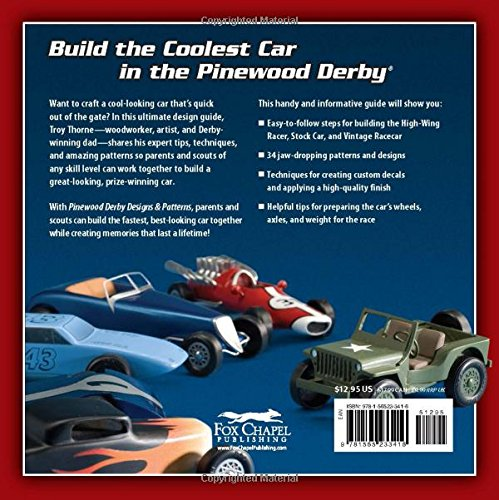 Pinewood Derby Designs Patterns The Ultimate Guide To