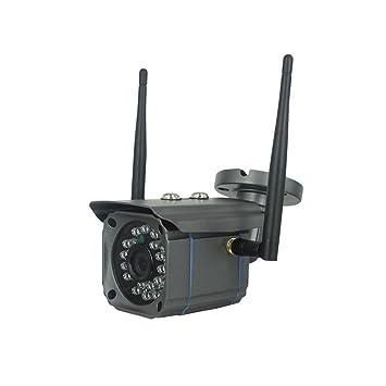 720P Cámara de vigilancia Wifi, IOS de apoyo y conmutador de voz Android Control de