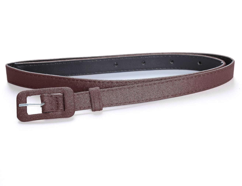 MUXXN Belt- Solid Color...