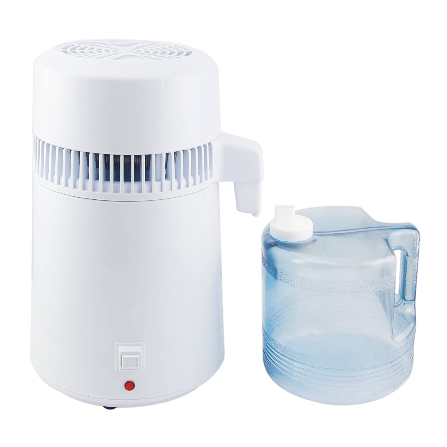 Home water distillers my healthy munchkins for Distilled water for fish