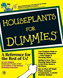 Image of the product Houseplants For Dummies that is listed on the catalogue brand of Brand: For Dummies.