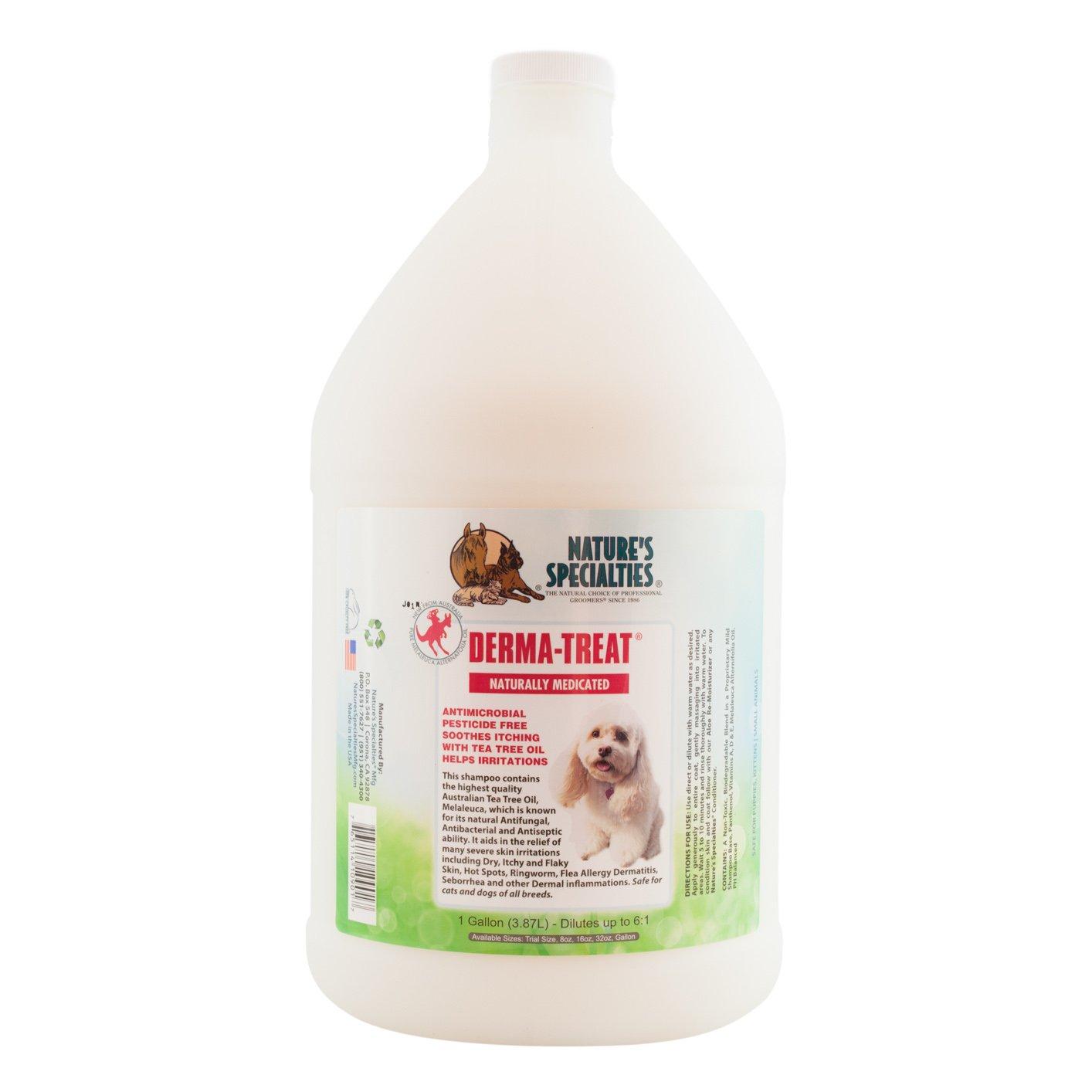 Nature's Specialties Derma Treat Pet Shampoo