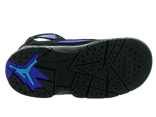 bca6b081f28 Amazon.com | Nike Jordan Toddlers Jordan True Flight Bt Black/Bl Lgn/Anthrct/Brght  Cncr Basketball Shoe 6 Infants US | Shoes